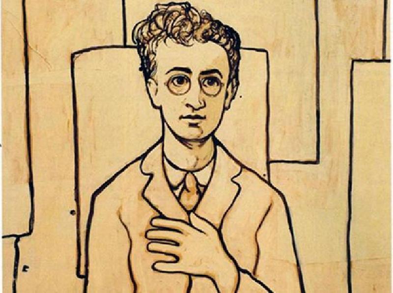 Ritratto di Piero Gobetti