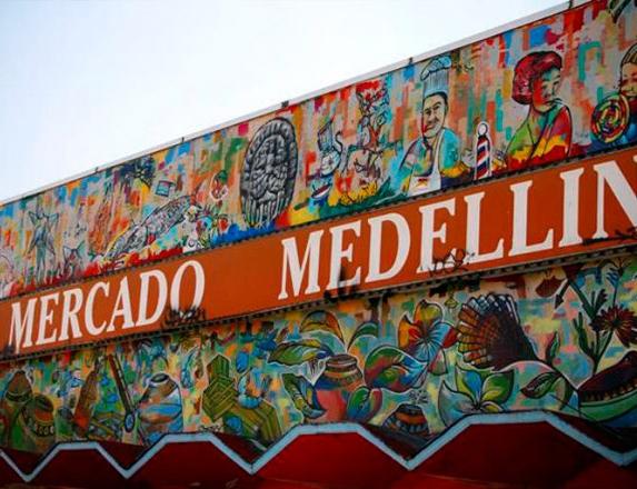 Mercato di Medellin