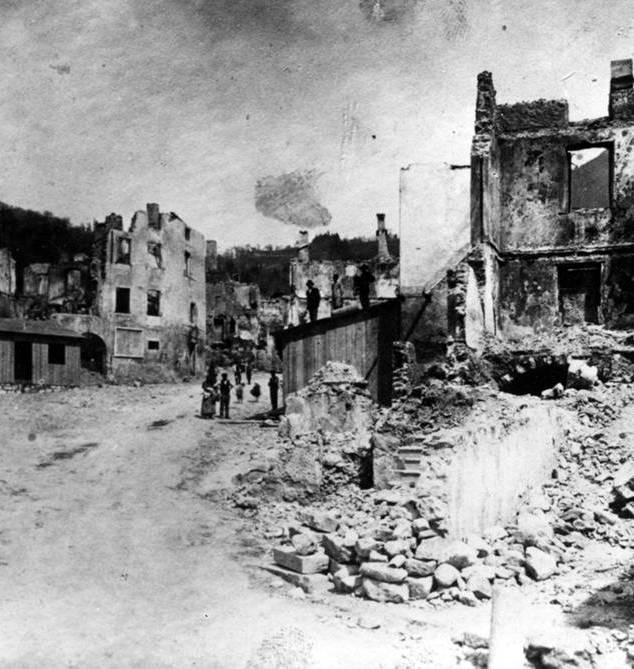Strigno, all\'indomani della prima guerra mondiale