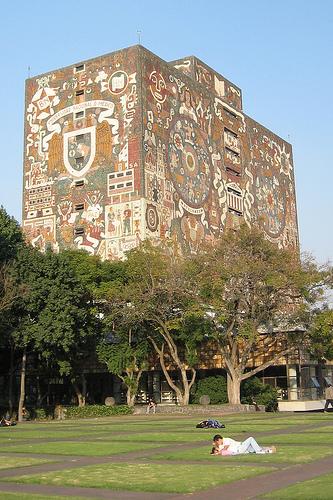 Città del Messico, Unam