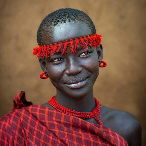 Donna africana
