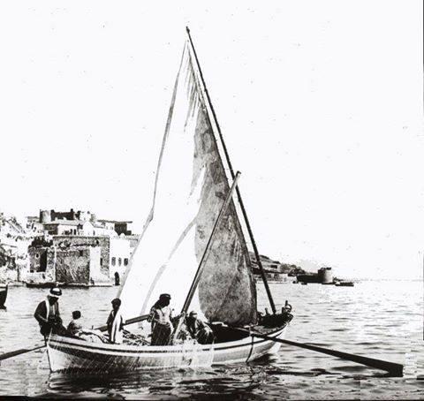 Quando si viveva di pesca in Palestina