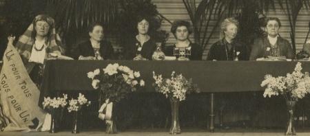 Il congresso del 1915