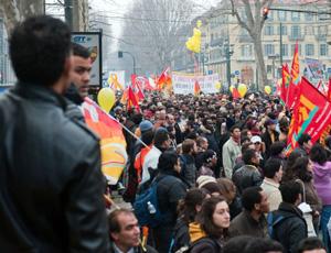 manifestazione 1 marzo