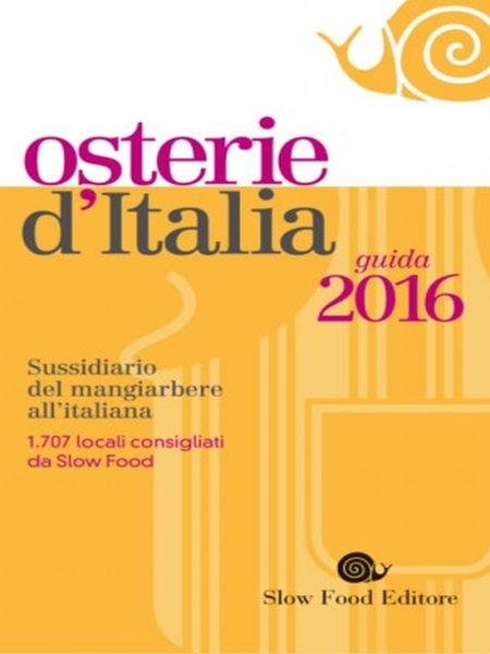 Guida Osterie d\'Italia