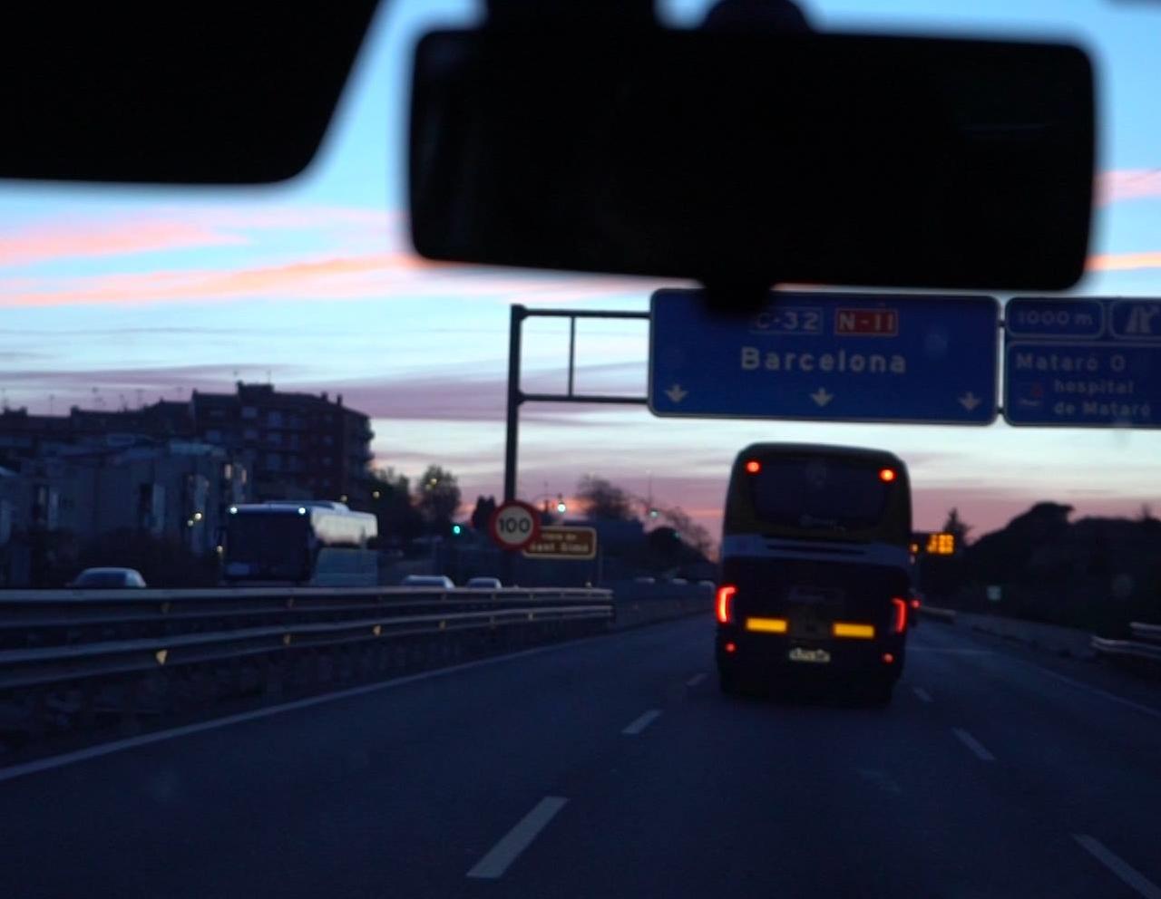 Verso Barcellona