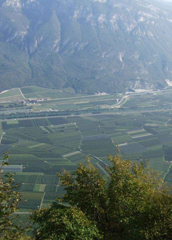 a sud di Trento