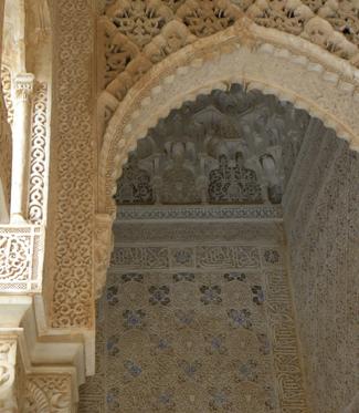 Alhambra, particolare