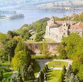 La fortezza di Kalemegdan a Belgrado