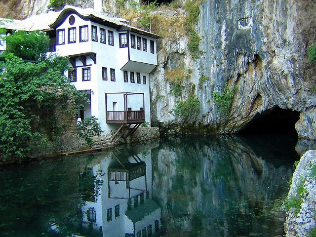Blagaj, Bosnia Erzegovina