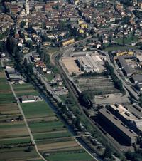 Borgo Valsugana zona industriale