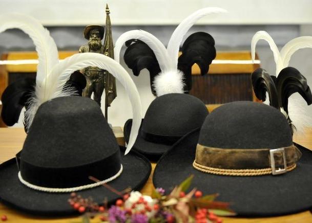Cappelli piumati