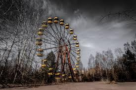 Prypjat', nei pressi di Chernobyl