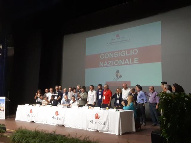 Il nuovo consiglio di Slow Food Italia