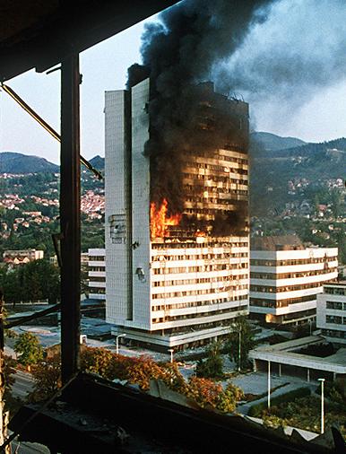 Sarajevo anni \'90