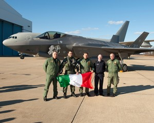 F35 orgoglio italiano