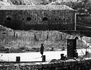 Il forte di Cadine, inizi Novecento
