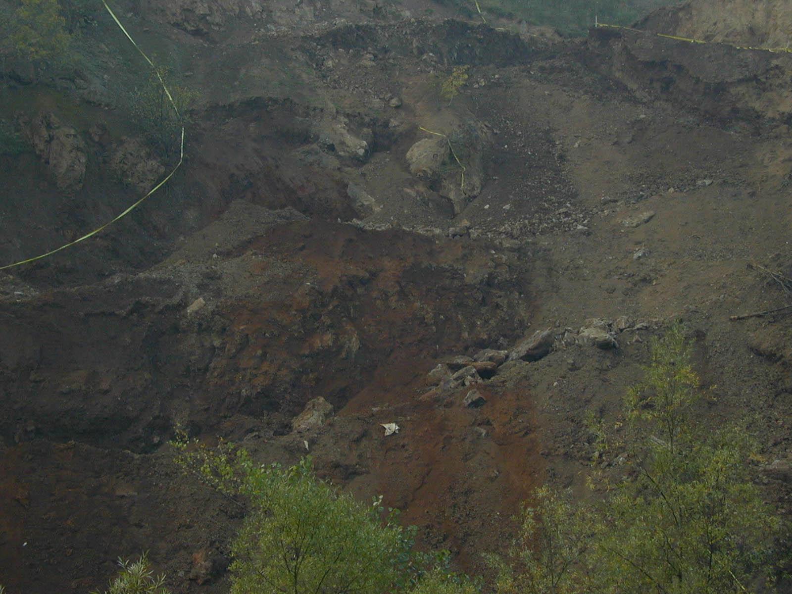 Fossa comune a Ljubija