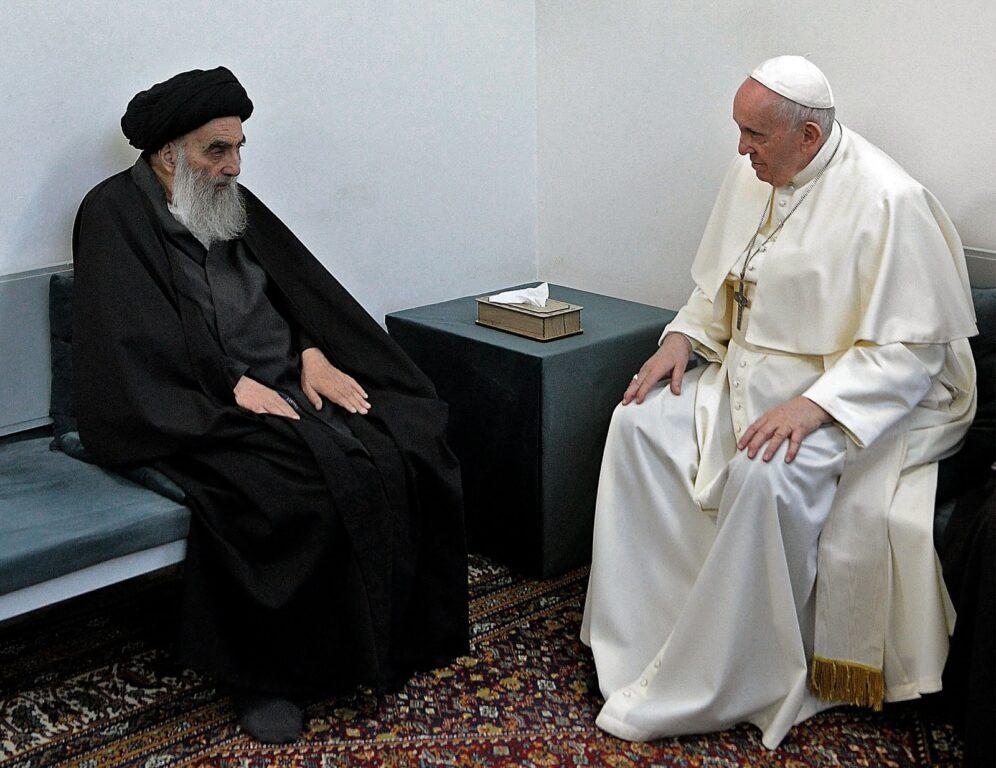 Francesco e al-Sistani
