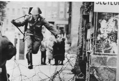 Muri e confini smantellati