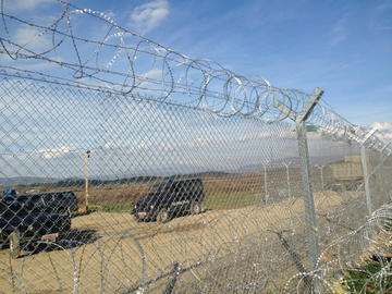 confine fra Grecia e Macedonia