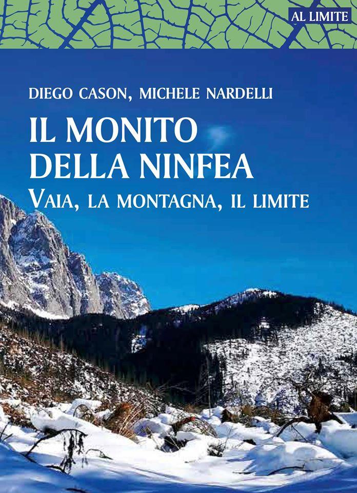 La copertina del libro