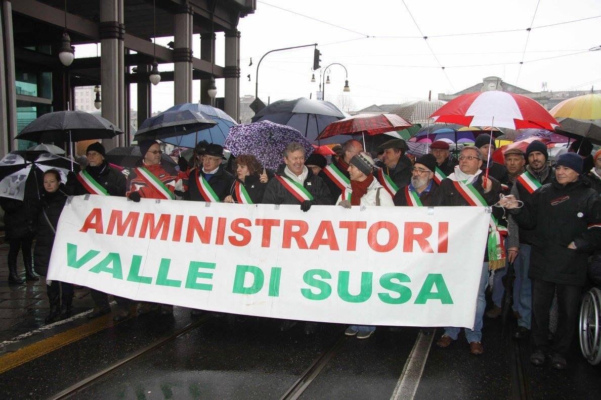 I sindaci della Val di Susa contro la realizzazione della TAV