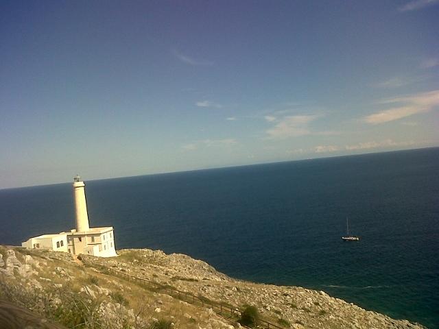 Faro di Palascia, Otranto