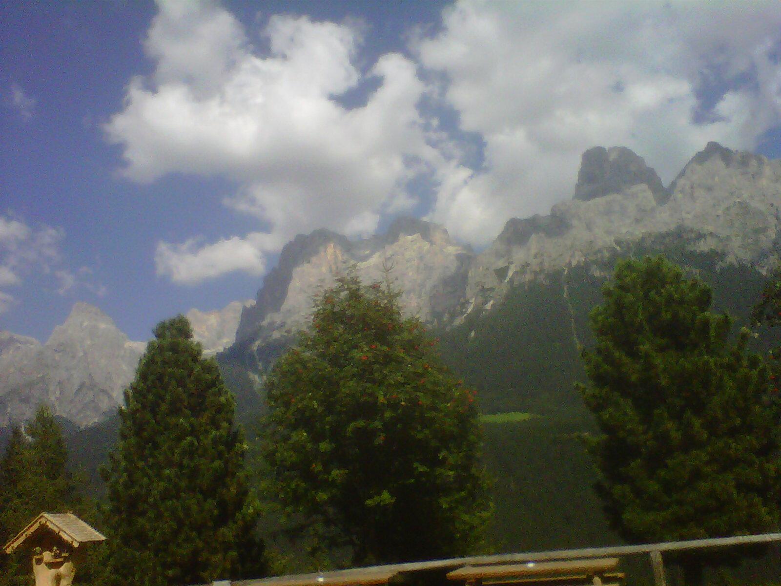 Montagne trentine
