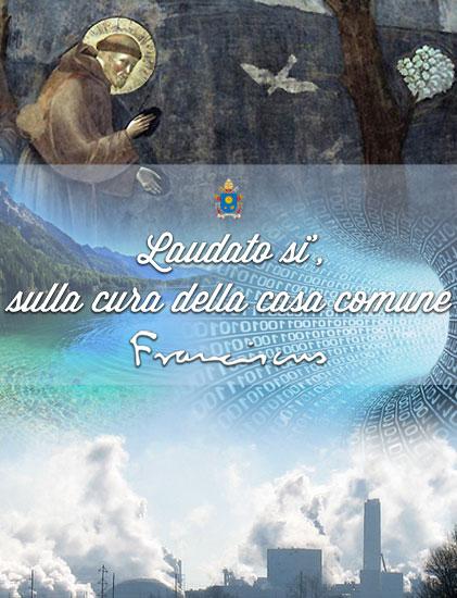 L\'enciclica Laudato Si\'