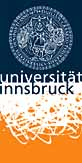 Logo Universit� Innsbruck