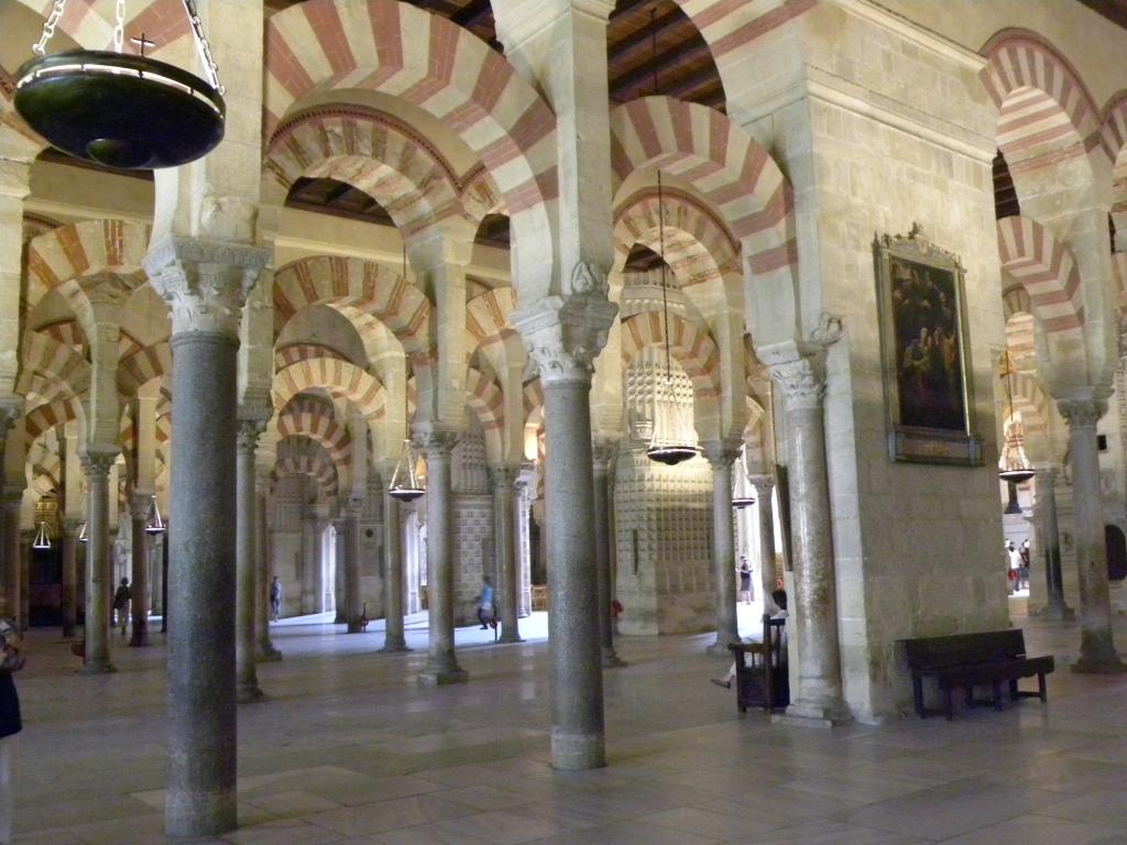 Cordoba, l\'antica moschea
