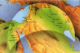 La Mezzaluna fertile del Mediterraneo