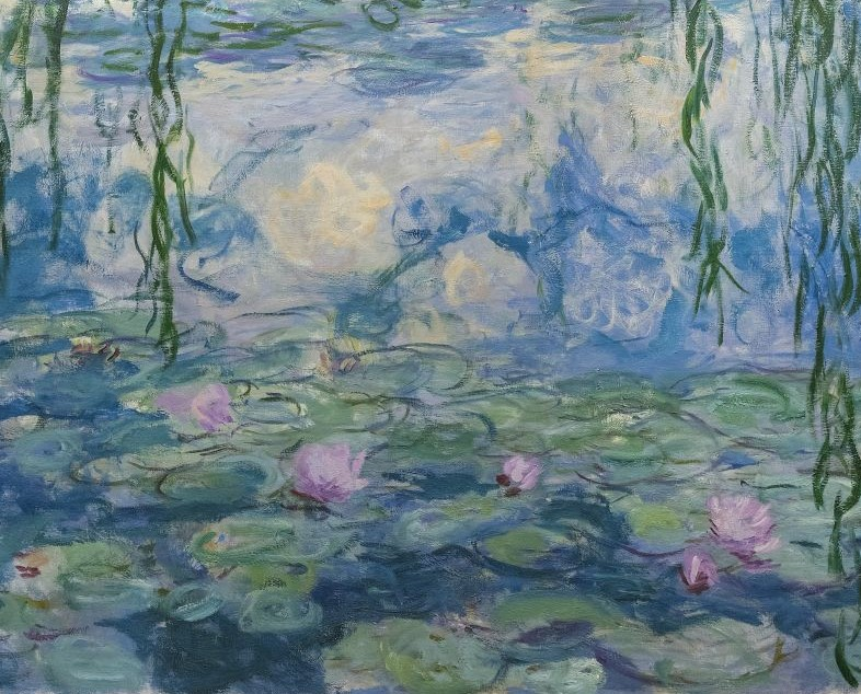 Claude Monet, Ninfee
