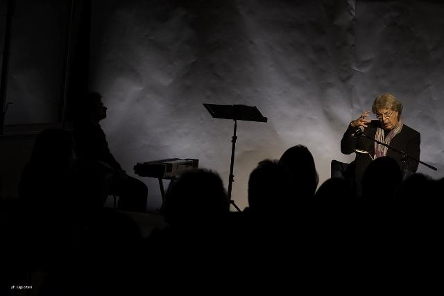 Una presentazione del libro. Formigine. Foto Luigi Ottani