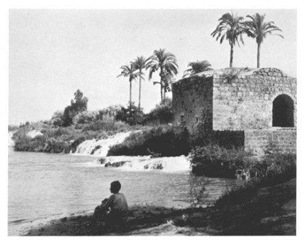 Palestina, inizio Novecento