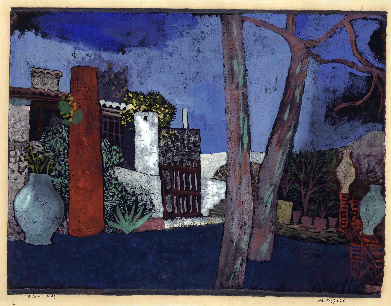 Paul Klee amore per la Sicilia