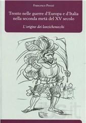 La copertina del libro di Francesco Prezzi