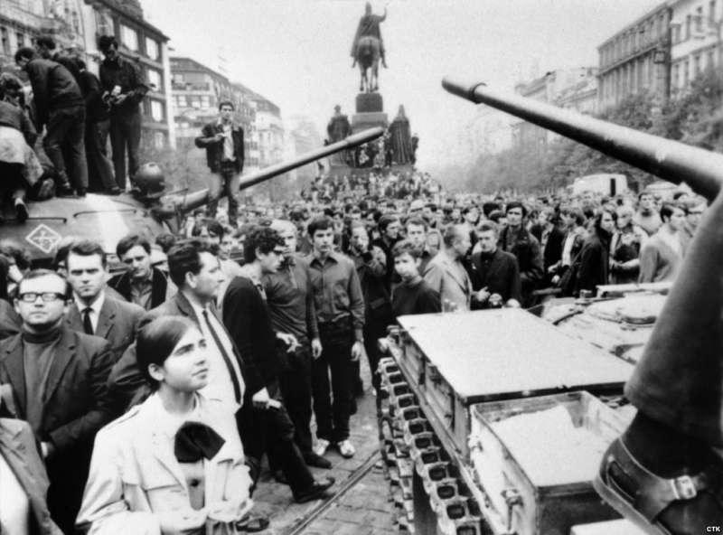 Praga, 21 agosto 1968