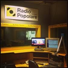 Radio Popolare, la redazione