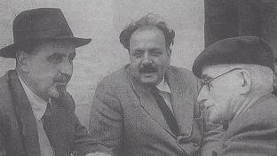 Ernesto Rossi, Altiero Spinelli, Luigi Einaudi