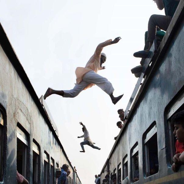 Un salto di fede © Adtamo