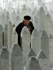 Potocari, il memoriale