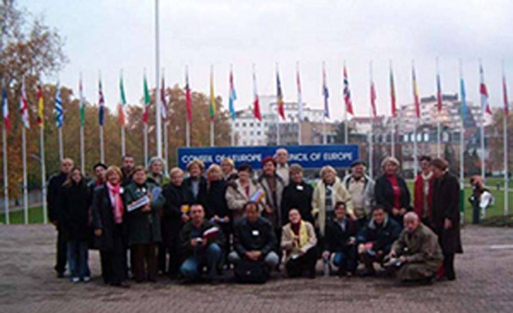 delegazione a Strasburgo