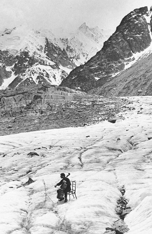 Ultime note sui ghiacciai