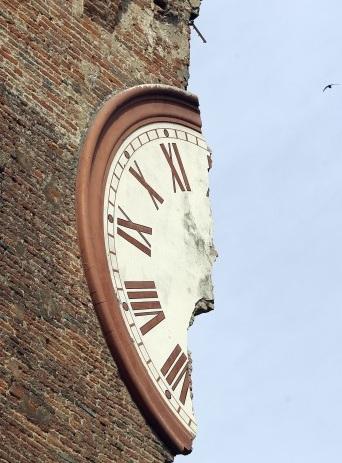 Un\'immagine del terremoto