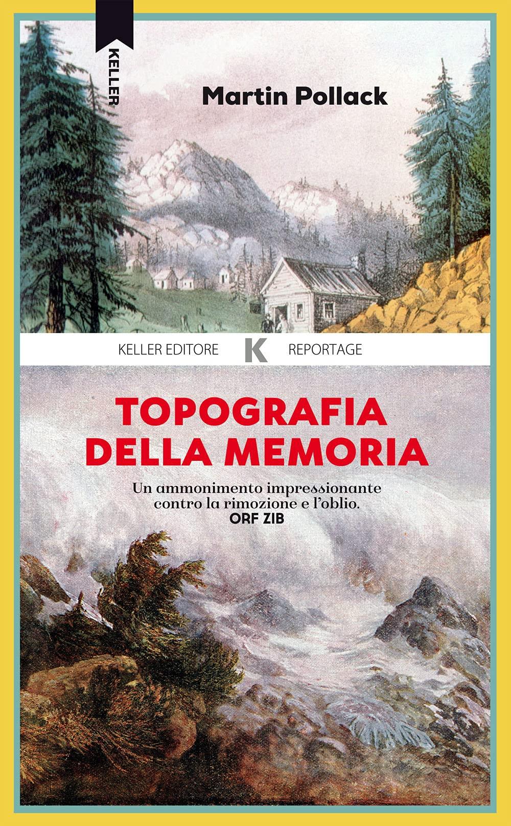 La prima di copertina del libro di Martin Pollak