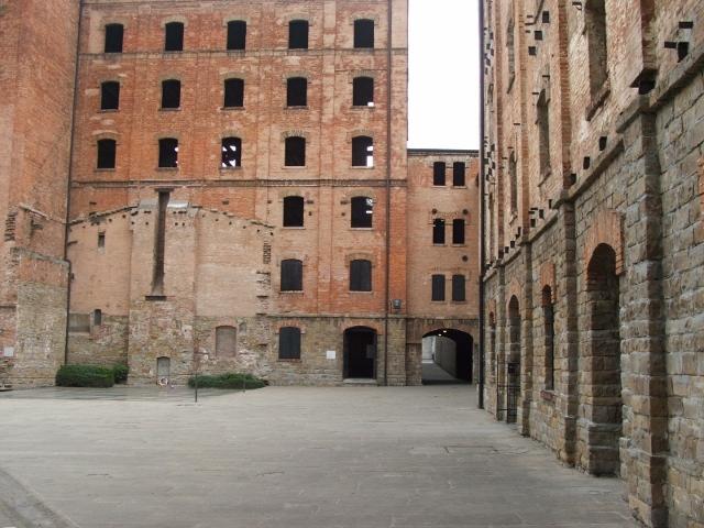 La Risiera di San Sabba, a Trieste, e ciò che rimane del forno crematorio