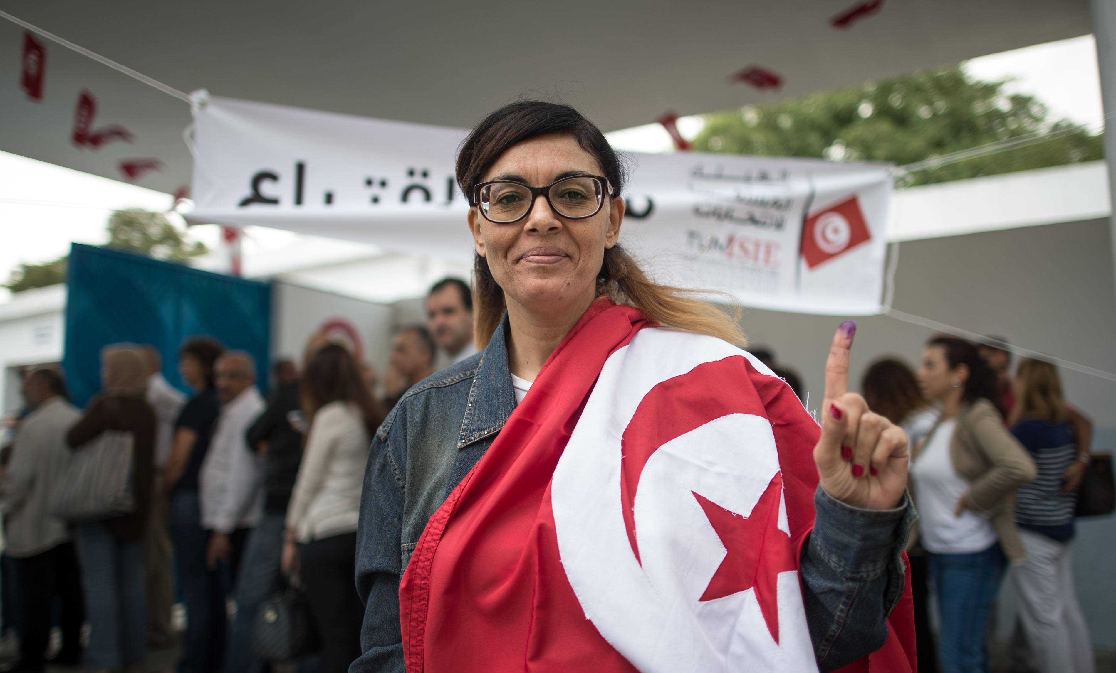 Tunisia, al voto