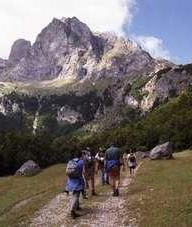 Montagne nei Balcani